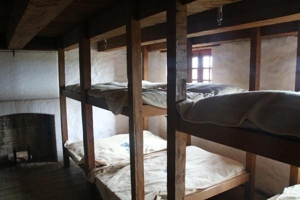 wide bunkbeds